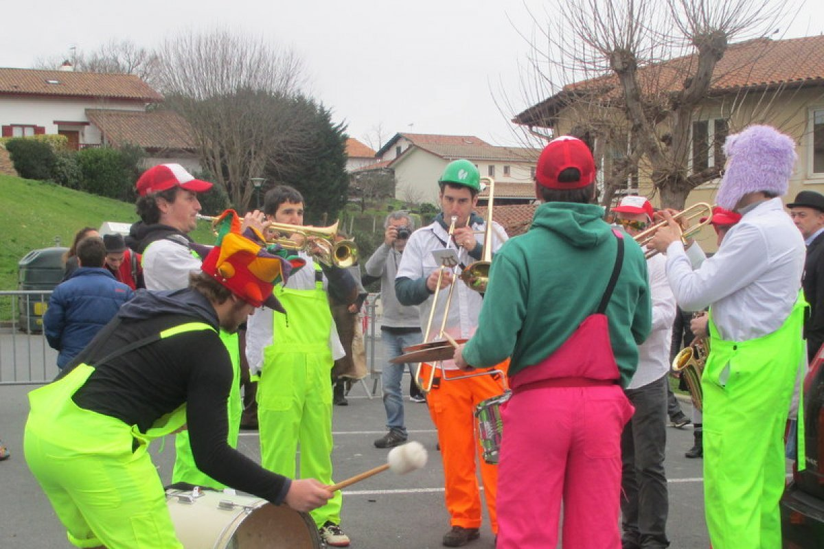 Carnaval Lahonce 2016